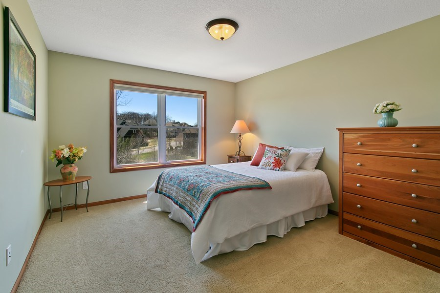 Real Estate Photography - 15385 55th Ct N, Plymouth, MN, 55446 - Bedroom # 2 Upper Level - 16x12