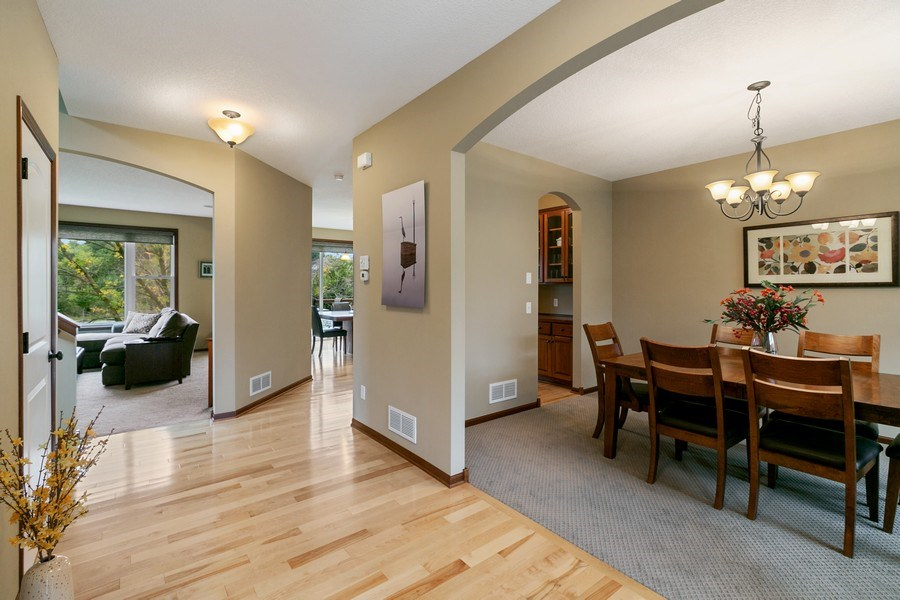 Real Estate Photography - 15385 55th Ct N, Plymouth, MN, 55446 - ....another Entry way view!