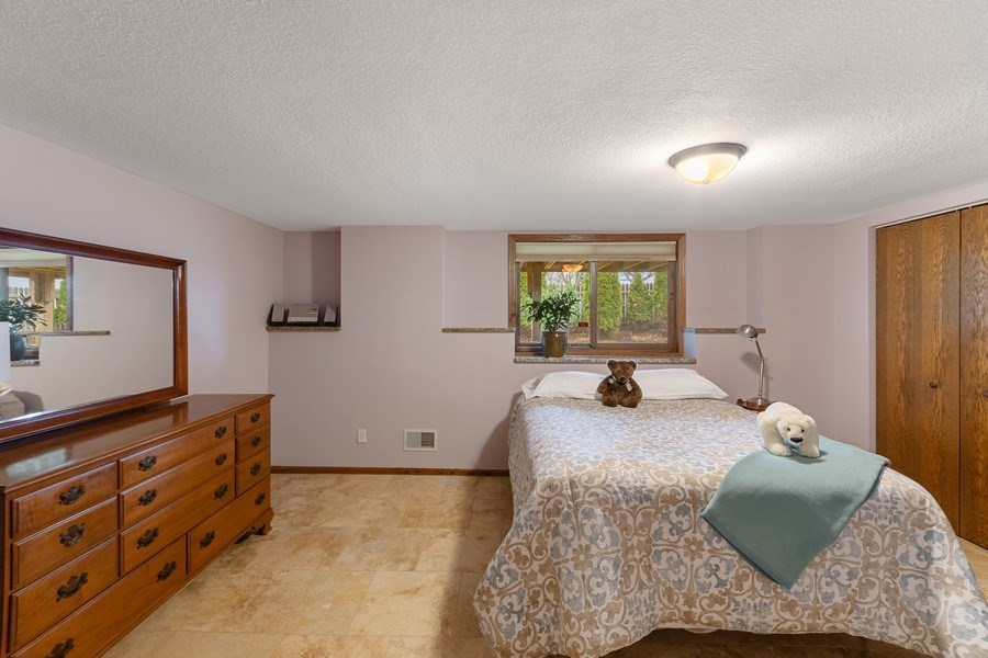 Real Estate Photography - 9480 NE Bataan St, Blaine, MN, 55449 - 3rd Bedroom