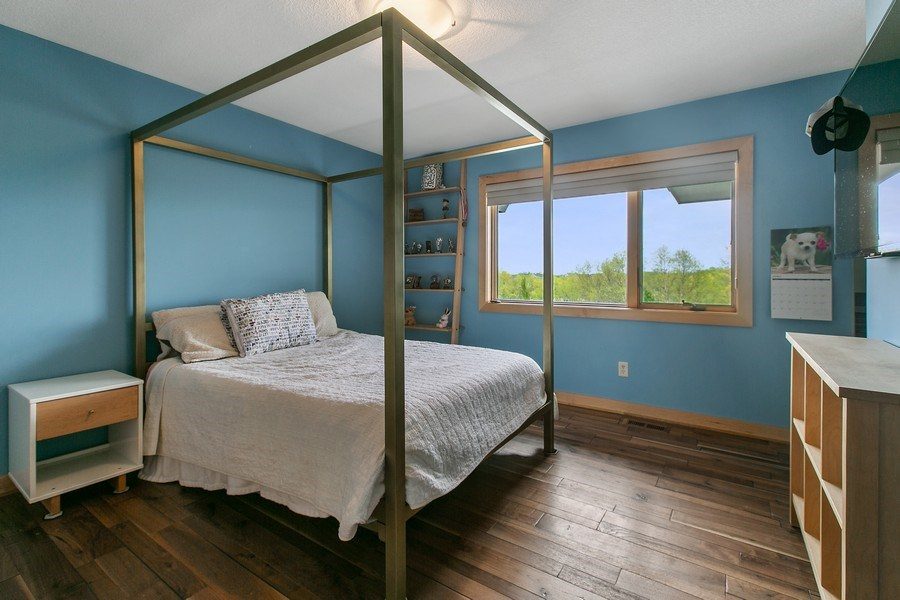 Real Estate Photography - 19555 Oak Grove Ave, Prior Lake, MN, 55372 - 2nd Bedroom