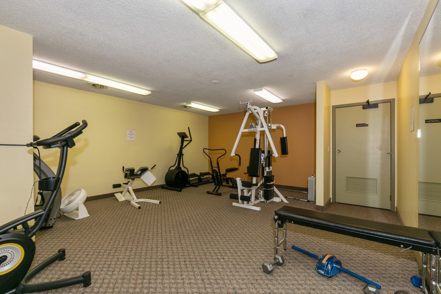 Real Estate Photography - 4045 Hodgson Rd, Unit 109, Shoreview, MN, 55126 - Spa