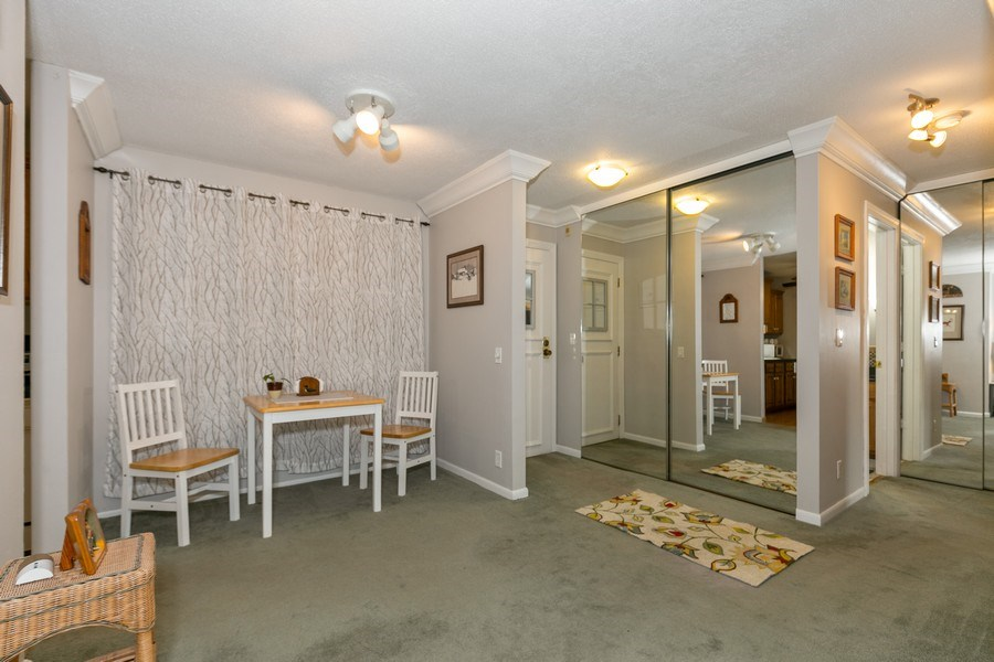 Real Estate Photography - 4045 Hodgson Rd, Unit 109, Shoreview, MN, 55126 - Foyer
