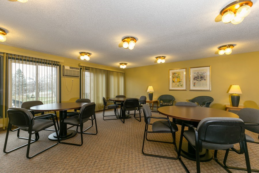 Real Estate Photography - 4045 Hodgson Rd, Unit 109, Shoreview, MN, 55126 - Conference Room