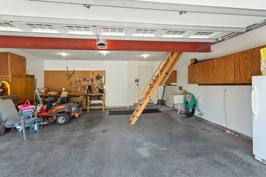 Real Estate Photography - 4757 Coventry Rd., E., Minnetonka, MN, 55345 - Garage