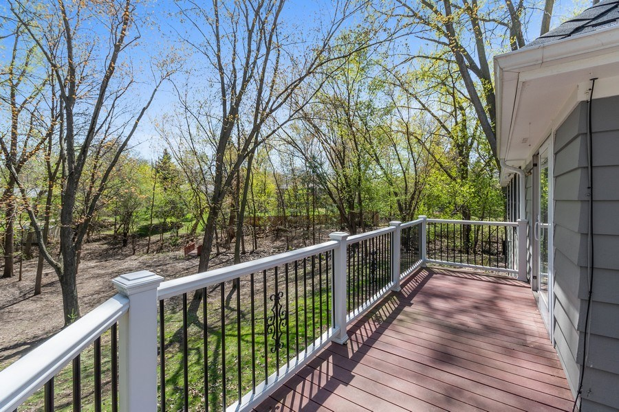 Real Estate Photography - 4757 Coventry Rd., E., Minnetonka, MN, 55345 - Deck