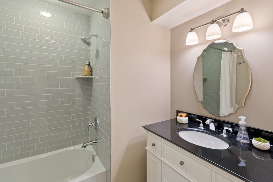 Real Estate Photography - 4757 Coventry Rd., E., Minnetonka, MN, 55345 - Bathroom