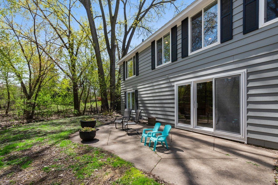 Real Estate Photography - 4757 Coventry Rd., E., Minnetonka, MN, 55345 - Patio