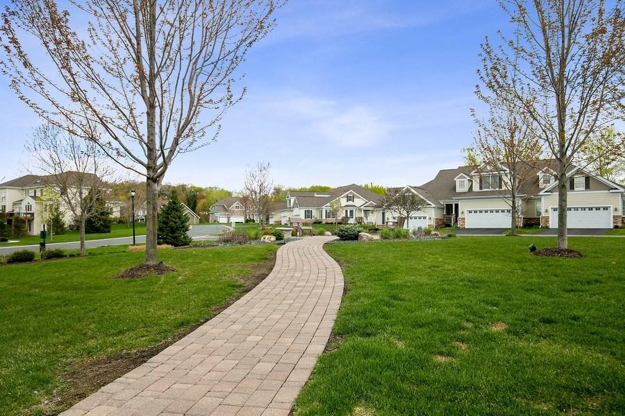 Real Estate Photography - 4850 Steeplechase Cir, Eagan, MN, 55122 - Park View