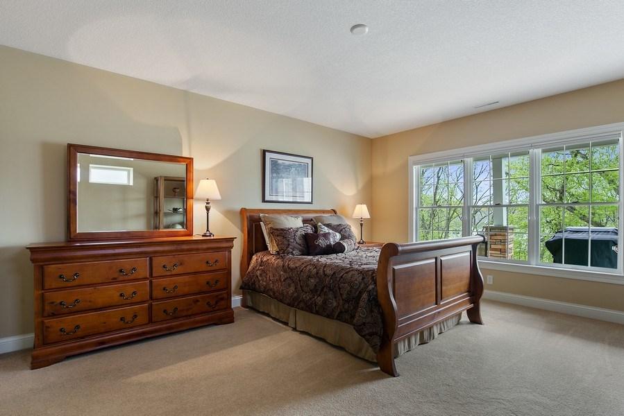 Real Estate Photography - 4850 Steeplechase Cir, Eagan, MN, 55122 - 2nd Bedroom