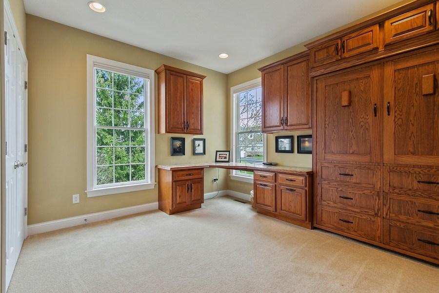Real Estate Photography - 4850 Steeplechase Cir, Eagan, MN, 55122 - Office