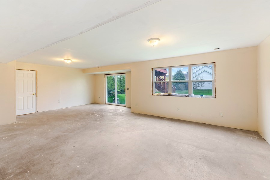 Real Estate Photography - 10686 182nd Ave NW, Elk River, MN, 55330 - Lower Level