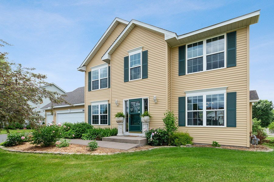 Real Estate Photography - 10686 182nd Ave NW, Elk River, MN, 55330 - Front View