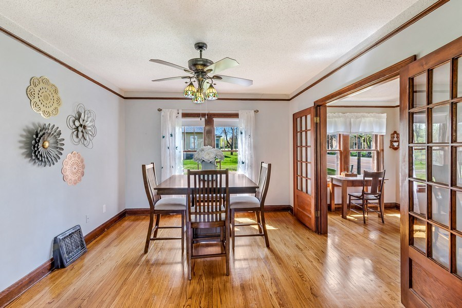 Real Estate Photography - 8163 Victoria Dr, Victoria, MN, 55315 - Dining Room