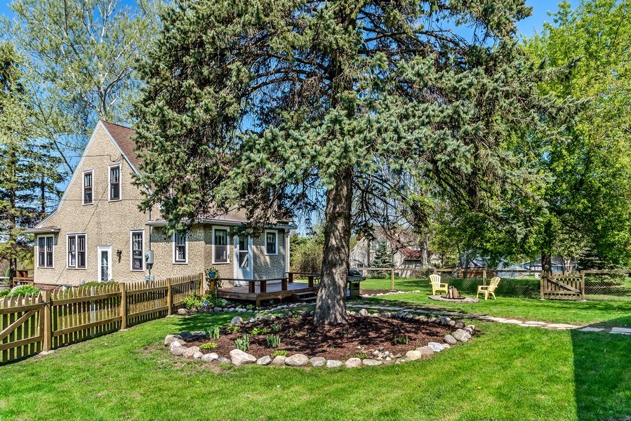 Real Estate Photography - 8163 Victoria Dr, Victoria, MN, 55315 - Back Yard