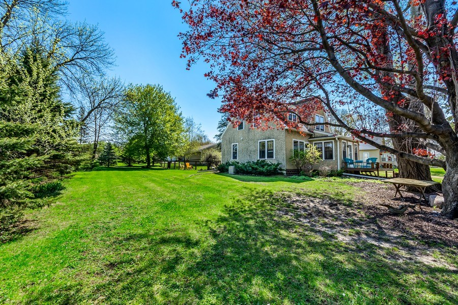 Real Estate Photography - 8163 Victoria Dr, Victoria, MN, 55315 - Side Yard