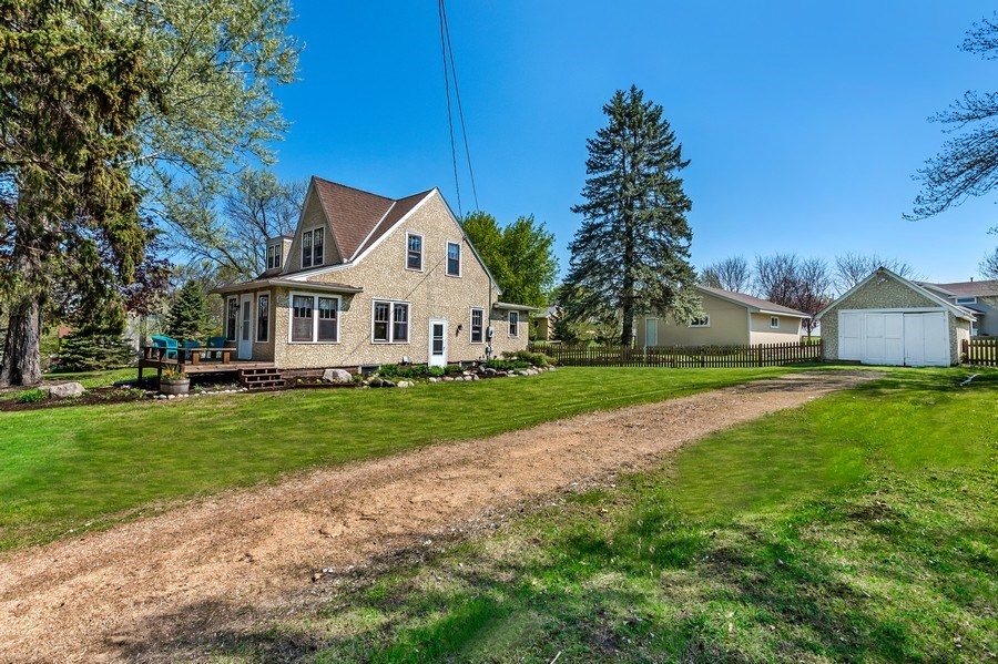 Real Estate Photography - 8163 Victoria Dr, Victoria, MN, 55315 - Driveway