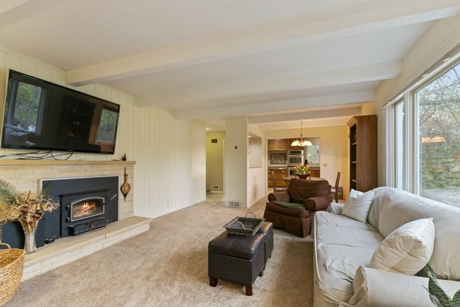 Real Estate Photography - 9217 Briar Ln, Bloomington, MN, 55437 - Open floor plan through main floor!