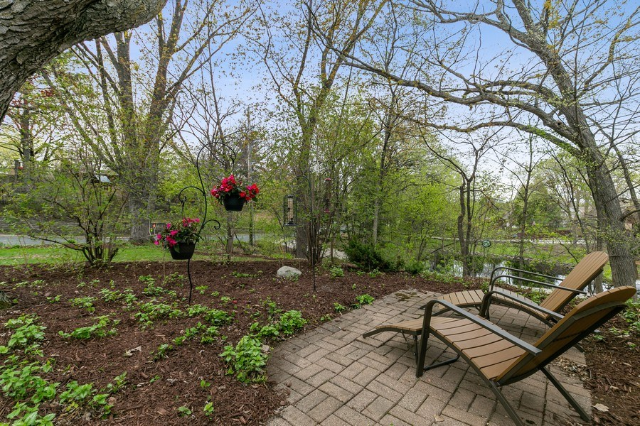 Real Estate Photography - 9217 Briar Ln, Bloomington, MN, 55437 - Gorgeous landscaping! Over 1/2 acre lot!