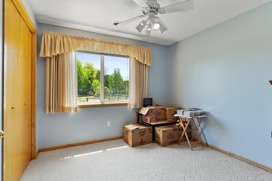 Real Estate Photography - 8761 Alamo Cir, Blaine, MN, 55449 - 2nd Bedroom