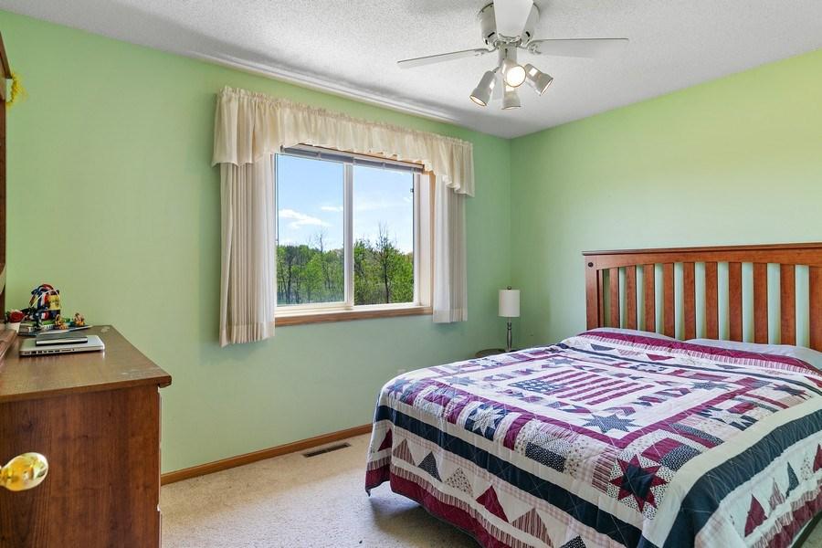 Real Estate Photography - 8761 Alamo Cir, Blaine, MN, 55449 - 3rd Bedroom