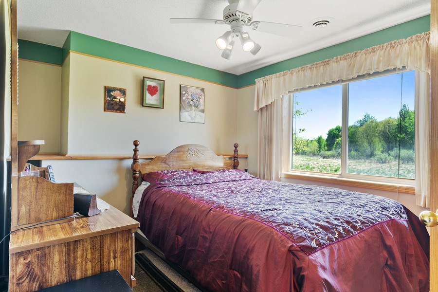 Real Estate Photography - 8761 Alamo Cir, Blaine, MN, 55449 - Bedroom