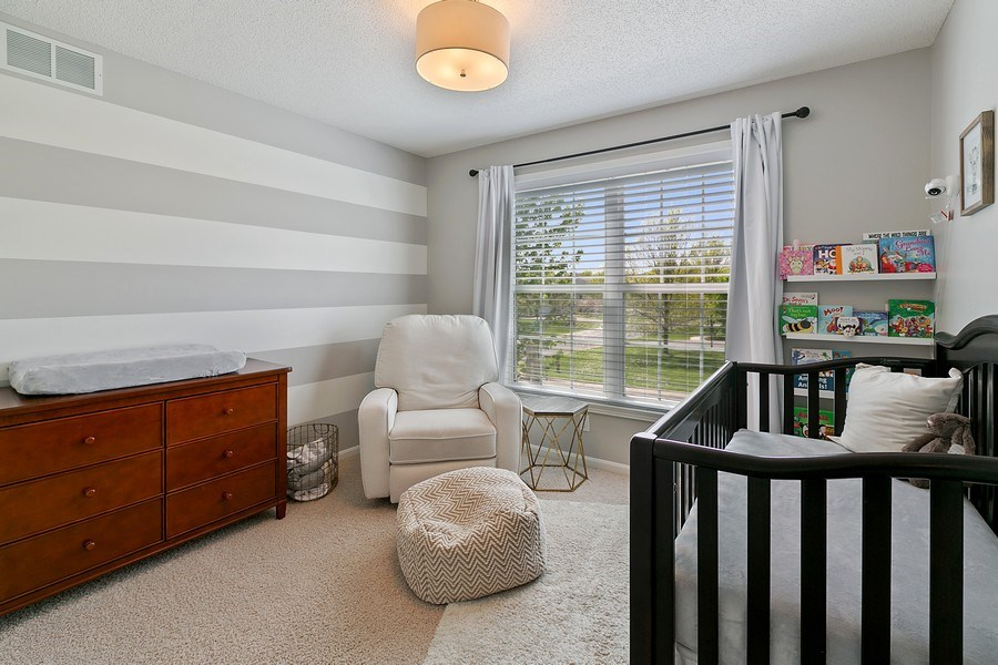 Real Estate Photography - 8589 176th St w, Lakeville, MN, 55044 - 3rd Bedroom