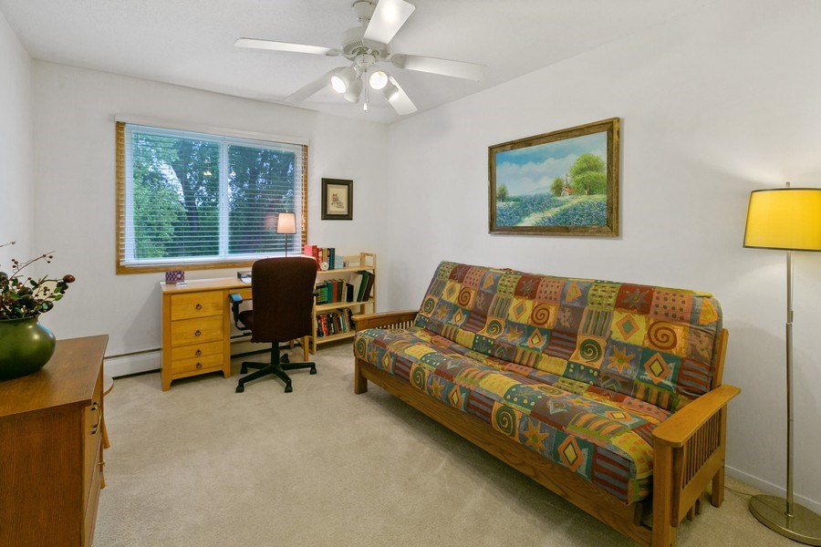 Real Estate Photography - 8045 Xerxes Avenue S, Unit 111, Bloomington, MN, 55431 - 2nd Bedroom