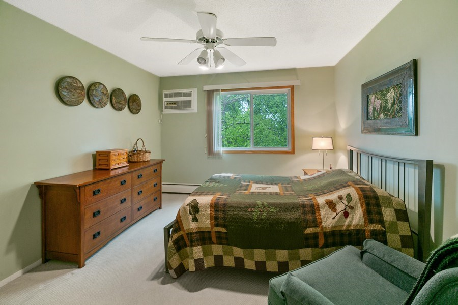 Real Estate Photography - 8045 Xerxes Avenue S, Unit 111, Bloomington, MN, 55431 - 3rd Bedroom