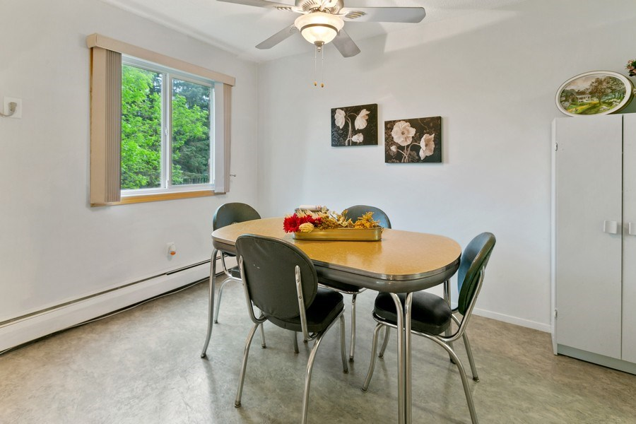 Real Estate Photography - 8045 Xerxes Avenue S, Unit 111, Bloomington, MN, 55431 - Dining Room