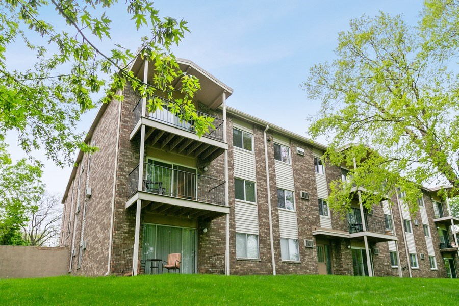 Real Estate Photography - 8045 Xerxes Avenue S, Unit 111, Bloomington, MN, 55431 - Front View
