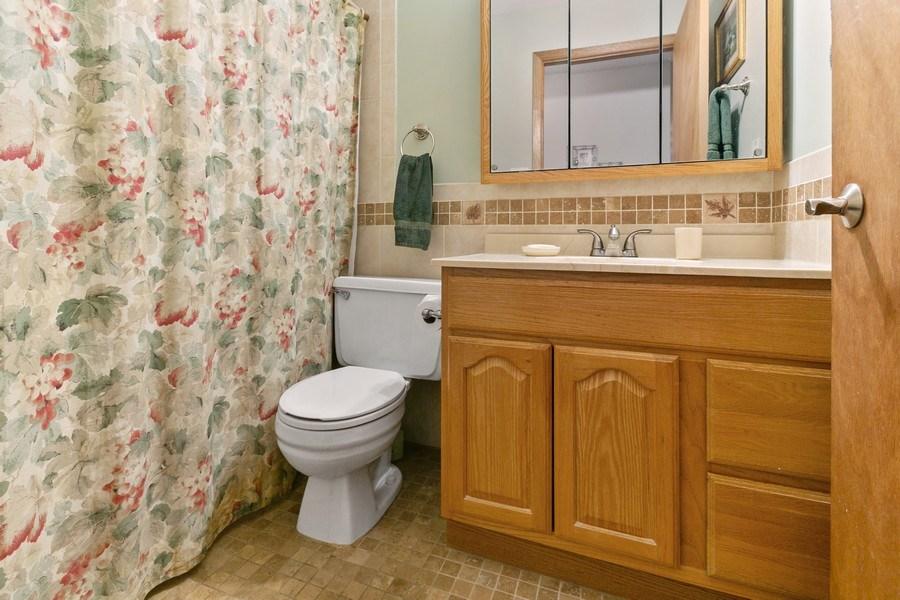 Real Estate Photography - 8045 Xerxes Avenue S, Unit 111, Bloomington, MN, 55431 - Bathroom