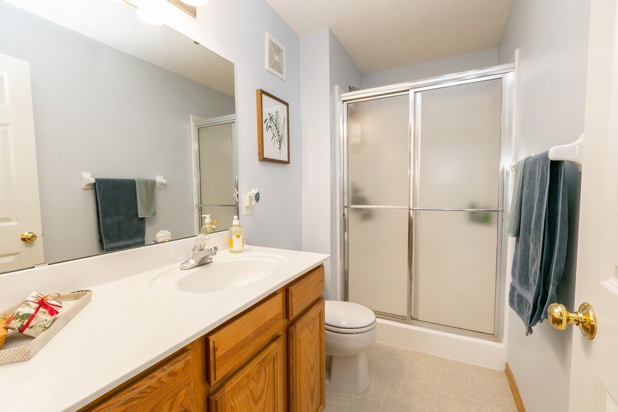 Real Estate Photography - 18832 Inca Ave, Lakeville, MN, 55044 - Master Bathroom
