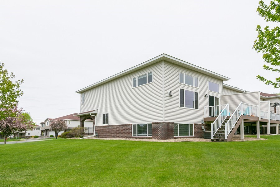 Real Estate Photography - 18832 Inca Ave, Lakeville, MN, 55044 - Side Yard
