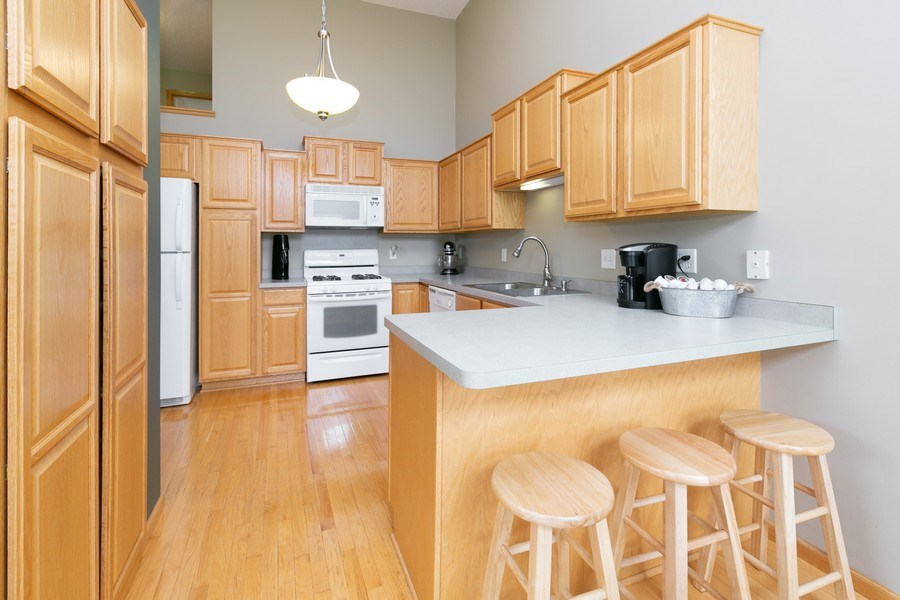 Real Estate Photography - 18832 Inca Ave, Lakeville, MN, 55044 - Kitchen
