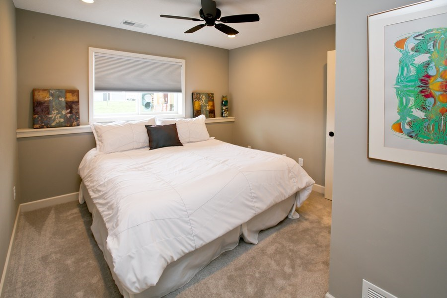 Real Estate Photography - 9274 67th St S, Cottage Grove, MN, 55016 - Bedroom 5