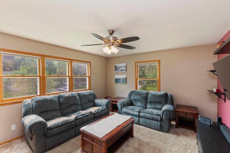 Real Estate Photography - 46383rd St NE, Fridley, MN, 55421 - Living Room