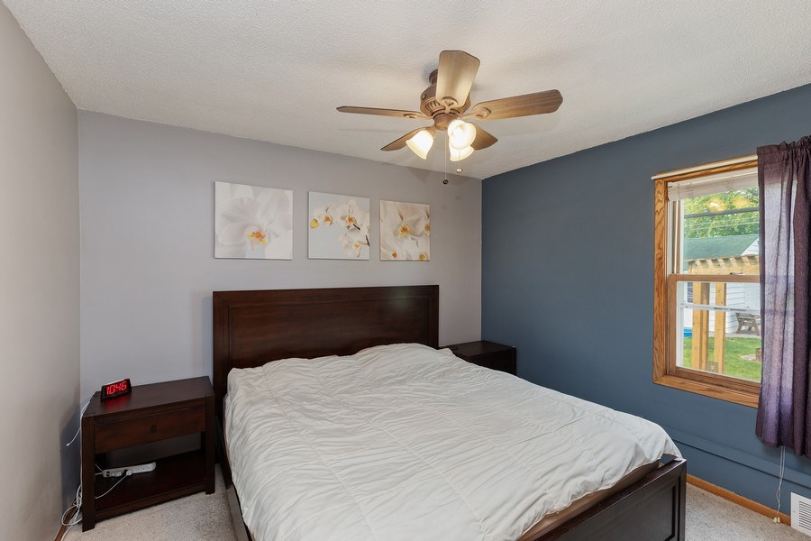 Real Estate Photography - 46383rd St NE, Fridley, MN, 55421 - 2nd Bedroom