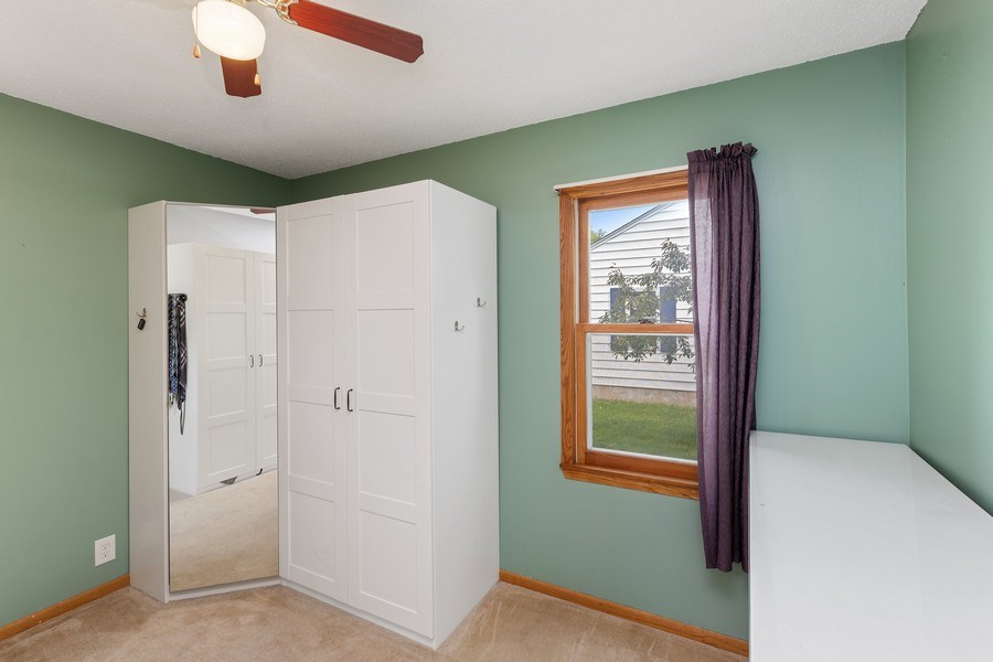 Real Estate Photography - 46383rd St NE, Fridley, MN, 55421 - 3rd Bedroom