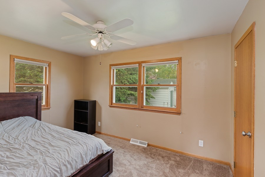 Real Estate Photography - 46383rd St NE, Fridley, MN, 55421 - Bedroom