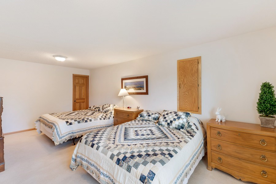 Real Estate Photography - 10954 Leaping Deer Ln, Eden Prairie, MN, 55344 - 2nd Bedroom