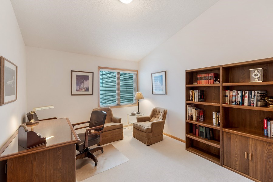 Real Estate Photography - 10954 Leaping Deer Ln, Eden Prairie, MN, 55344 - Bedroom