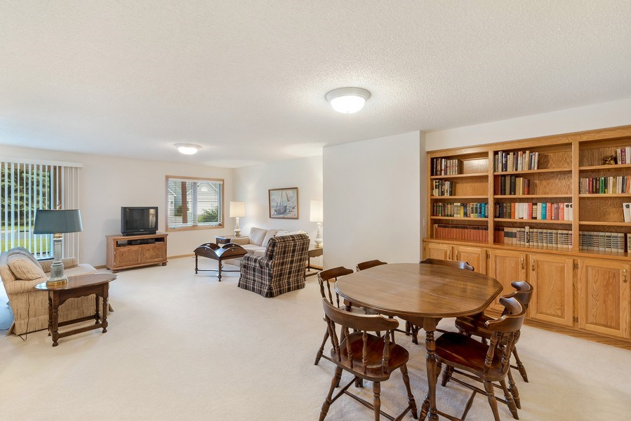 Real Estate Photography - 10954 Leaping Deer Ln, Eden Prairie, MN, 55344 - Family Room
