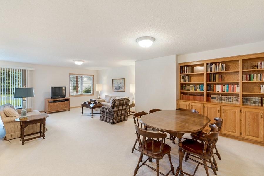 Real Estate Photography - 10954 Leaping Deer Ln, Eden Prairie, MN, 55344 - Family Room
