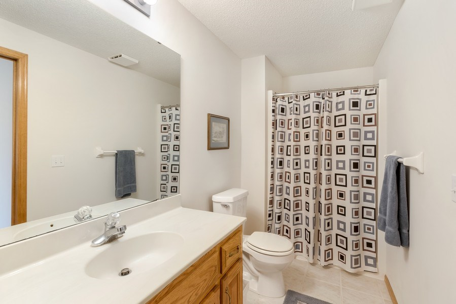 Real Estate Photography - 10954 Leaping Deer Ln, Eden Prairie, MN, 55344 - Bathroom