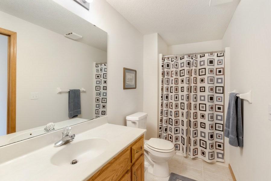 Real Estate Photography - 10954 Leaping Deer Ln, Eden Prairie, MN, 55344 - Bathroom