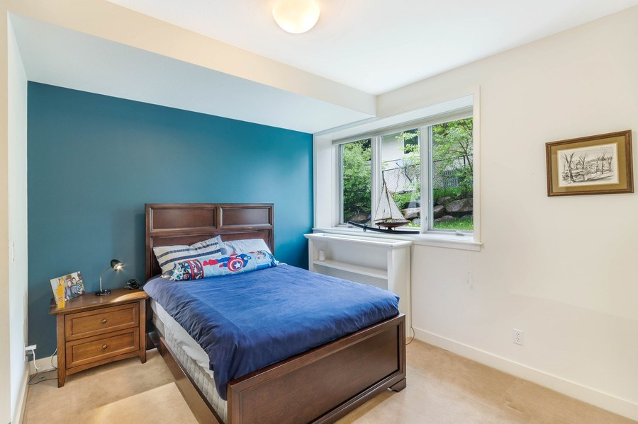 Real Estate Photography - 11614 Cedar Pass, Minnetonka, MN, 55305 - Bedroom