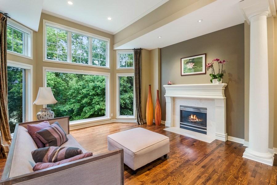 Real Estate Photography - 11614 Cedar Pass, Minnetonka, MN, 55305 - Great room