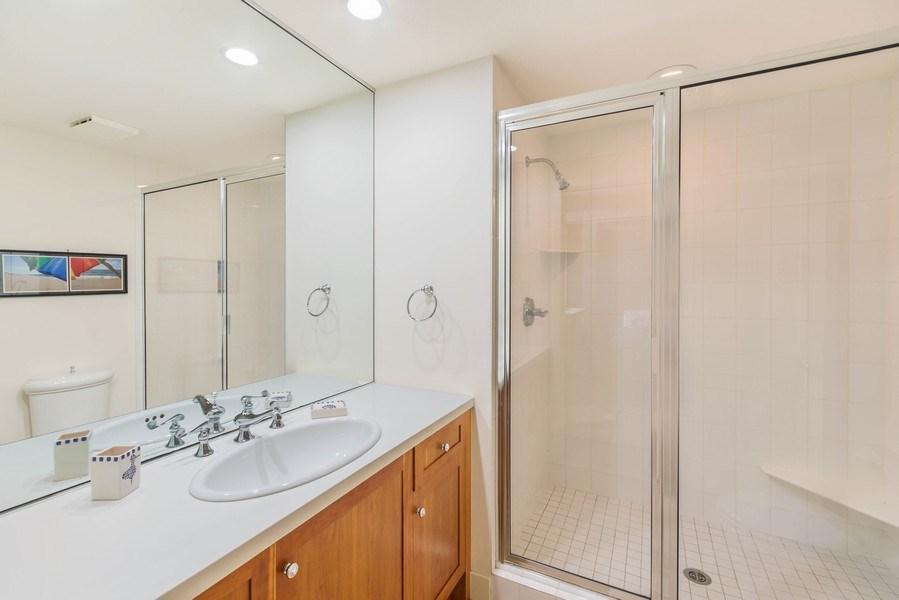 Real Estate Photography - 11614 Cedar Pass, Minnetonka, MN, 55305 - 2nd Bathroom