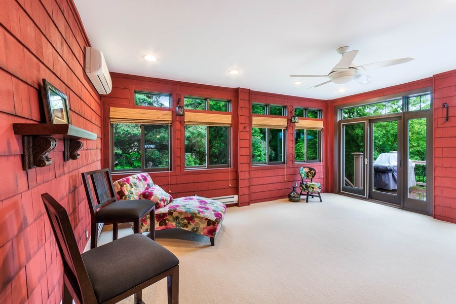 Real Estate Photography - 11614 Cedar Pass, Minnetonka, MN, 55305 - Sun Room