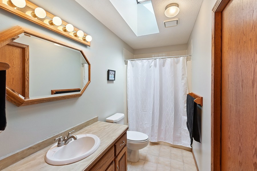 Real Estate Photography - 11885 Riverview Rd NE, Hanover, MN, 55341 - Bathroom